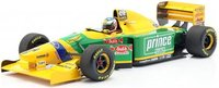 Ford B193 Monaco 1993 in 1:18 Scale by Minichamps