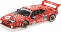 BMW M1 Procar GS Tuning Hans Joachim Stuck Procar Series 1980 in 1:12 Scale by Minichamps