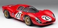 Ferrari 330 P4 #21 1967 Le Mans in 1:8 Scale by Amalgam
