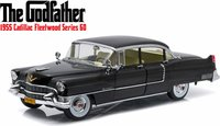 "1955 Cadillac Fleetwood Series 60 ""The Godfather Movie"" Model Car 1:18 Scale by Greenlight"