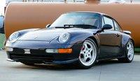1995 Porsche 911 RS in 1:18 Scale by GT Spirit