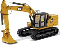 Cat® 320 Hydraulic Excavator in 1:50 scale by Diecast Masters