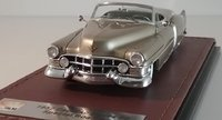 1952 Cadillac Series 62 Roadster Resin Model Car in 1:43 Scale by GLM