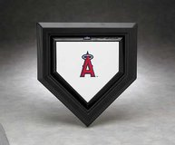 Mini Home Plate Display Case: Acrylic