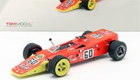 1968 Lotus 56 #60 Team Lotus 1968 Indy 500, J. Leonard in 1:18 Scale by True Scale Miniature