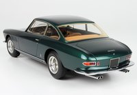 1963 Ferrari 330 GT 2+2 person car Enzo Ferrari Model Car in 1:18 Scale by BBR