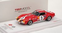 1968 Chevrolet Corvette L88 at Le Mans in 1:43 Scale by TSM