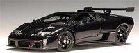 Lamborghini Diablo GT-R Black in 1:18 Scale by AUTOart