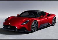 2020 Maserati MC20 Rosso Vincente in 1:18 Scale by BBR