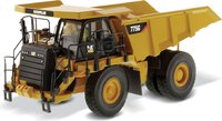 Cat® 775G Off-Highway Truck in 1:50 scale by Diecast Masters