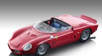 Ferrari Dino 246 SP Press Red 1962 Limited Edition 80 Pieces in 1:18 scale by Tecnomodel