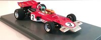 Lotus 72D #3 Canadian GP 1971 Reine Wisell in 1:43 Scale by Spark