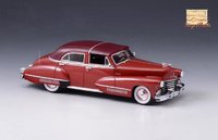 1942 Cadillac Sixty Special Town Brougham by Derham Closed top in 1:43 Scale by Stamp Models