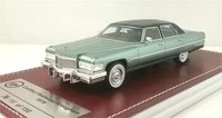 1976 Cadillac Fleetwood Brougham in 1:43 scale by GIM