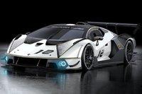 Lamborghini Essenza SCV12 Limited 99 Pieces in 1:18 scale by MR Collection