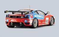 Ferrari F430 GT AF CORSE #50 Champion FIA 2007 (GT2 class) D. Mueller - T. Villander