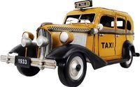 1933 Checker Model T Taxi Cab in 1:8 scale by Old Modern Handicrafts