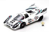 Porsche 917 K No.22 Winner 24H Le Mans 1971 H. Marko G. van Lennep in 1:18 scale by Spark