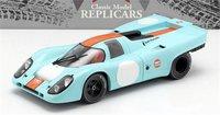 Porsche 917K Gulf Plain Body Based #21 in 1:18 scale by CMR