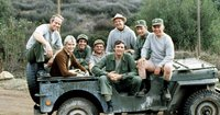 M*A*S*H* 1972-83 TV Series 1942 Willys MB Jeep in 1:18 Scale by Greenlight