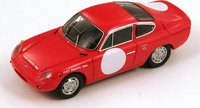 Abarth 1300 Sibona Model Car in 1:43 Scale by Spark