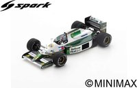 Lotus 102B No.11  Australian GP 1991  Mika Häkkinen in 1:43 scale by Spark