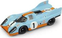 Porsche 917K 1000 Km Monza 1971 2° J. Siffert - D. Bell #1 in 1:43 scale by BURMM