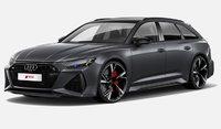 2020 Audi RS6 Avant in 1:18 Scale by GT Spirit