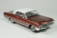 1964 Buick Wildcat Coral Mist Irid in 1:43 Scale by Goldvarg Collection