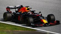 ASTON MARTIN RED BULL RB16 3RD PLACE STYRIAN GP 2020 in 1:18 scale by Minichamps