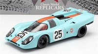 Porsche 917K Gulf Spa #25 in 1:18 scale by CMR