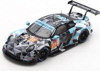 Porsche 911 RSR No.77 Dempsey-Proton Racing 2nd LMGTE Am class 24H Le Mans 2020 Campbell /Pera/ Ried