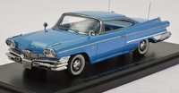1960 Dodge Polara Coupe in Blue in 1:43 Scale by Neo