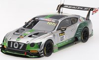 Bentley Continental GT3 #107  2019 Liqui-Moly Bathurst 12 Hour in 1:43 Scale by Truescale Miniatures