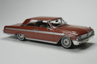 1962 Ford Galaxie Chestnut Poly in 1:43 scale by Goldvarg