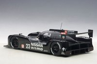2015 Nissan GT-R LM Nismo Test Car Composite Model in 1:18 Scale by AUTOart