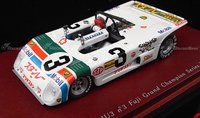 1972 Lola T280 HU3 #3 Noritake Takahara Diecast Model Car in 1:43 Scale by Truescale Miniatures