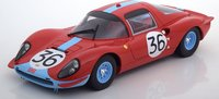 FERRARI DINO 206 S COUPE LE MANS 1966 Model Car in 1:18 Scale by CMR