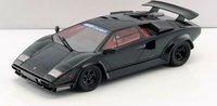 Lamborghini Countach KOENIG SPECIALS in Black in 1:18 Scale by GT Spirit