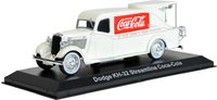 1934 Dodge KH-32 Fountain Truck in 1:43 scale by Motor City Classics