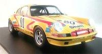 Porsche 911 S  No.80  Le Mans 1972 in 1:18 Scale by Spark