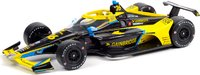 2021 NTT IndyCar Series #26 Colton Herta in 1:18 scale by Greenlight