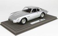 1962 Ferrari 400 Superamerica in silver in 1:18 scale by BBR