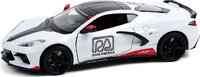 2020 Chevrolet Corvette C8 Stingray Coupe Road America Pace Car in 1:43 scale by Greenlight