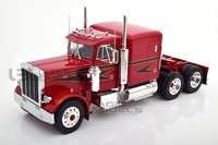 1967 PETERBILT 359 Red and Black in 1:18 scale by Road Kings