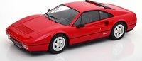 1985 FERRARI 328 GTB Red in 1:18 scale by KK Diecast