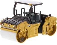 Cat® CB-13 Tandem Vibratory Roller with ROPS in 1:64 scale by Diecast Masters