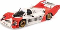 1983 Porsche 956K 1000KM Nurrburging Composite Model in 1:18 Scale by Minichamps