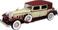 1930 Packard LeBaron tan in 1:18 scale by Signature Series