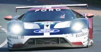 Ford GT Le Mans 2018 #68 in 1:18 Scale by AUTOart